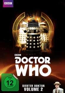 Doctor Who - Siebter Doctor Vol. 2, 5 DVDs