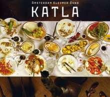 Amsterdam Klezmer Band: Katla, CD