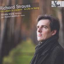 Richard Strauss (1864-1949): Lieder, CD