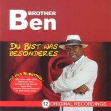 Brother Ben: Du Bist Was Besonderes, CD