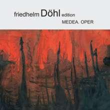Friedhelm Döhl (geb. 1936): Medea, 2 CDs
