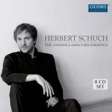 Herbert Schuch - The OehmsClassics Recordings, 8 CDs