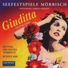 Franz Lehar (1870-1948): Giuditta, CD