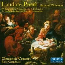 Clemencic Consort - Laudate Pueri - Baroque Christmas, CD