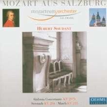 Wolfgang Amadeus Mozart (1756-1791): Sinfonia concertante KV 297b, CD