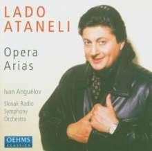 Lado Ataneli - Opera Arias, CD