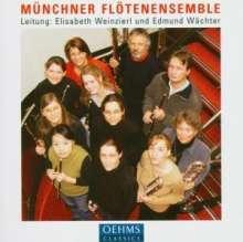 Münchner Flötenensemble, CD