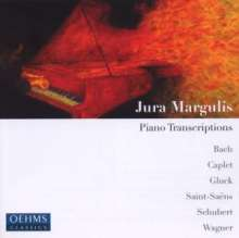 Jura Margulis - Piano Transcriptions, CD
