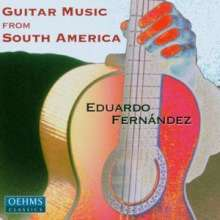 Eduardo Fernandez - Guitar Music from South America, CD