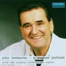 John Treleaven - A Wagner Potrait, CD