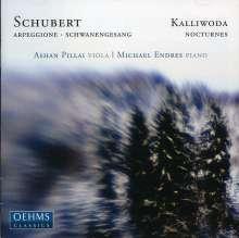Jan Vaclav Kalivoda (1801-1866): 6 Nocturnes op.186, CD