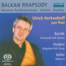 Ulrich Herkenhoff - Balkan Rhapsody, SACD