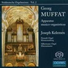 Georg Muffat (1653-1704): Apparatus musico-organisticus, 2 SACDs