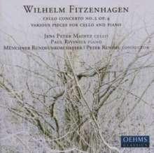 Wilhelm Fitzenhagen (1848-1890): Cellokonzert Nr.2, CD
