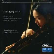 Sinn Yang, Violine, CD