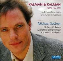 Charles Kalman (geb. 1929): Lieder, CD