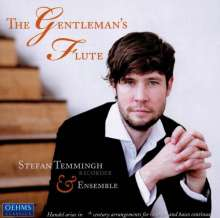 Stefan Temmingh & Ensemble - The Gentlemen's Flute, CD