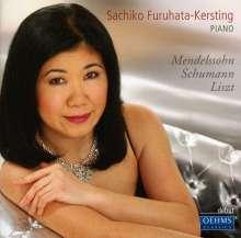 Sachiko Furuhata-Kersting,Klavier, CD