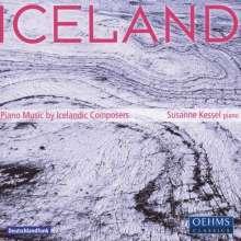 Susanne Kessel - Iceland (Musik isländischer Komponisten), CD