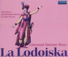 Johann Simon Mayr (1763-1845): La Lodoiska, 2 CDs