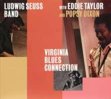 Ludwig Seuss: Virginia Blues Connection, CD