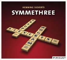 Henning Sieverts: Symmethree, CD