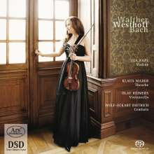 Uta Pape - Walther/Westhoff/Bach, SACD