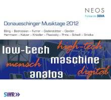Donaueschinger Musiktage 2012, 3 SACDs