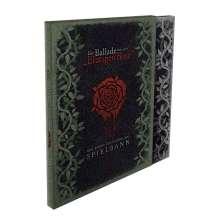 Spielbann: Die Ballade von der blutigen Rose (Limited & Numbered Edition), CD