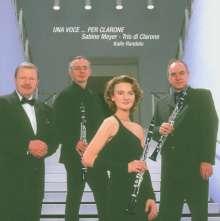 Sabine Meyer - Una Voce...Per Clarone, CD