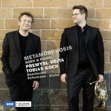 """Musik für Horn & Klavier """"Metamorphosis"""", CD"""