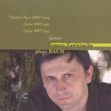 Johann Sebastian Bach (1685-1750): Gitarrenwerke BWV 995,997,1004, CD