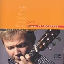 Roman Viazovskiy,Gitarre, CD