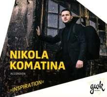 Nikola Komatina - Inspiration, CD