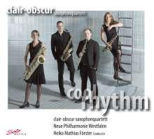 Siegfried Matthus (geb. 1934): Phantastische Zauberträume für Saxophonquartett & Orchester, CD