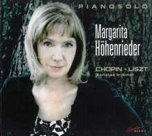 Margarita Höhenrieder - Chopin & Liszt, CD