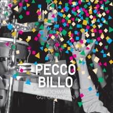 Pecco Billo: Nochmal gut gegangen, CD