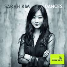 Sarah Kim - Dances, CD