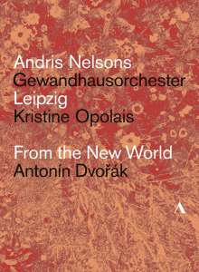 Antonin Dvorak (1841-1904): Symphonie Nr.9, DVD