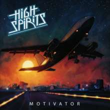 High Spirits: Motivator, CD