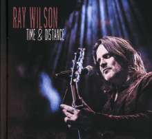 Ray Wilson: Time & Distance, 2 CDs