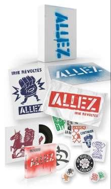 """Irie Révoltés: Allez - Special Edition / exklusiv bei jpc (CD + 7""""), CD"""