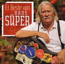 Hans Süper: Et Beste von Hans Süper, CD
