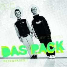 Das Pack: Kopenhagen, CD