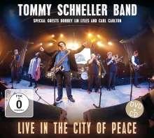 Tommy Schneller: Live In The City Of Peace (signiert, exklusiv für jpc), CD