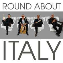 Round About Italy: Round About Italy, CD