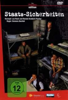 Staats-Sicherheiten, DVD