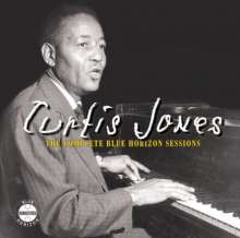 Curtis Jones: The Complete Blue Horizon Sessions, CD