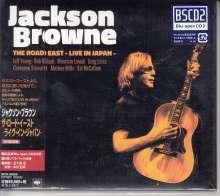 Jackson Browne: The Road East: Live In Japan 2015 (BLU-SPEC CD2) (Digisleeve), CD