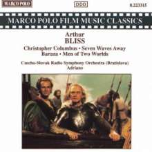 Arthur Bliss (1891-1975): Christopher Columbus (Filmmusik), CD